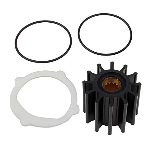 BIG AUTOPARTS Water Pump Impeller Raw Sea Impeller Repair Kit for for...