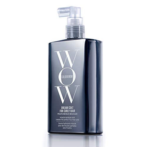 Color Wow Dream Coat for Curly Hair – One-step solution for frizz-free...