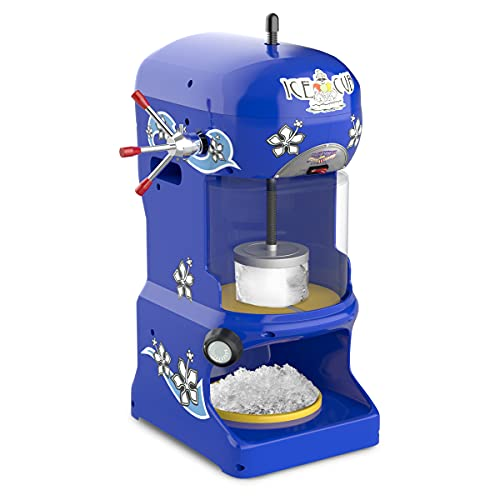 Great Northern Premium Quality Ice Cub Shaved Ice Machine Commercial Ice...