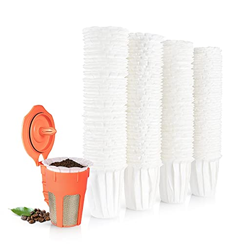 MG Coffee Premium Coffee Disposable Filters for K-Carafe Reusable Filter,...