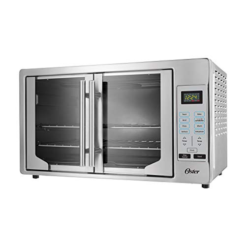 Oster French Convection Countertop and Toaster Oven   Single Door Pull and...