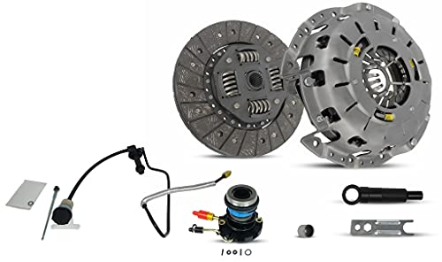Clutch And Slave Kit With Pre-BClutch Master Cylinder and Line Assembly...