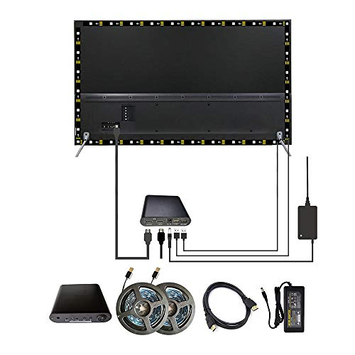 WESIRI Ambient TV Kit for 21-59 inch HDMI Devices Dream Screen 4K HDTV...