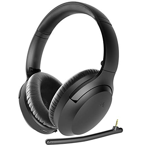 Avantree Aria Bluetooth 5.0 Noise Cancelling Headphones Headset for Music &...