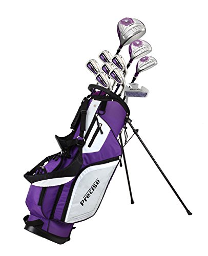 Precise M5 Ladies Womens Complete Right Handed Golf Clubs Set Includes...