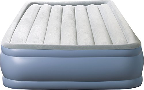 Beautyrest Hi-Loft Inflatable Mattress: Raised-Profile Air Bed with...