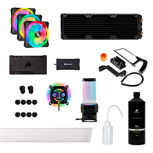 Corsair Hydro X Series XH305i Hardline Water Cooling Kit with/incl XC7 CPU...