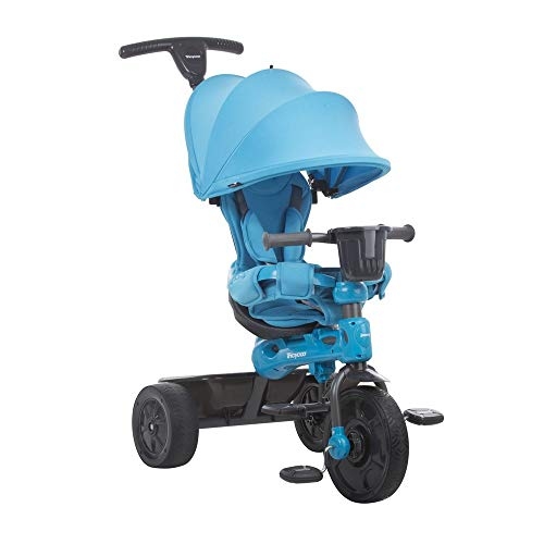 Joovy Tricycoo 4.1 Kid's Tricycle, Push Tricycle, Toddler Trike, 4 Stages,...