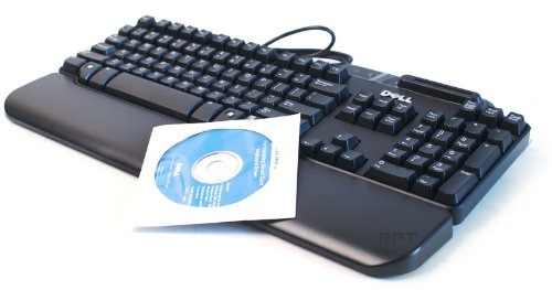 Genuine Dell SK-3205 104 Key Wired USB Keyboard KW240, NY559, KW218 With...