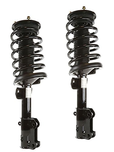 DTA 50145 Front Complete Strut Assemblies With Springs and Mounts Ready to...