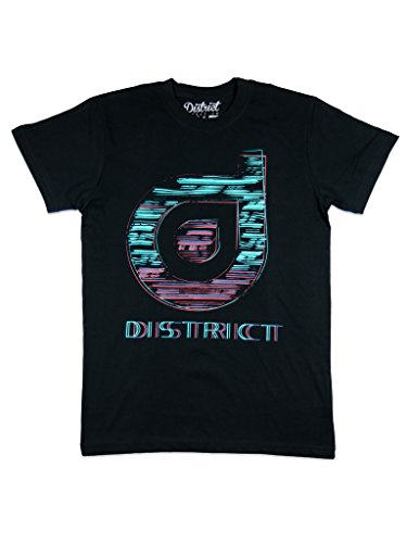 District Supply Co Sketch (2X-Large, Black)