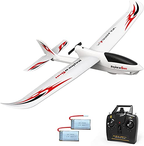 VOLANTEXRC RC Glider Plane Remote Control Airplane Ranger600 Ready to Fly,...