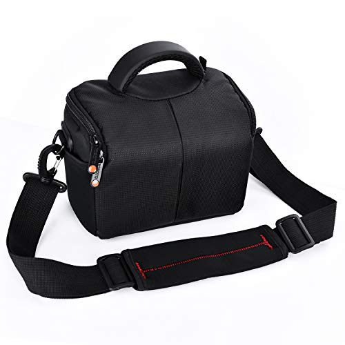 FOSOTO Waterproof Anti-shock Camera Case Bag Compatible for Canon Powershot...