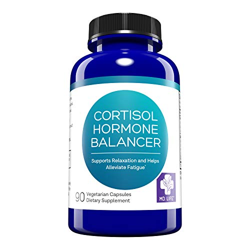 MD. Life Cortisol Hormone Balancer Stress Relief, Sleep & Cortisol Support...