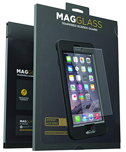 Magglass Screen Protector for Lifeproof Nuud iPhone 6 Plus Case Custom...