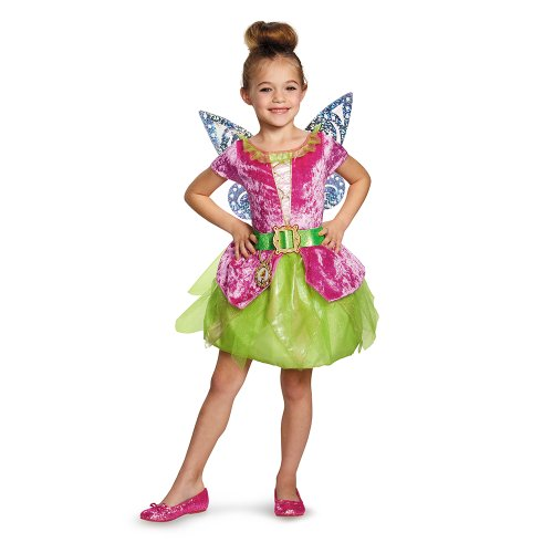 Disguise Disney Fairies Tinker Bell The Pirate Fairy Girls' Costume One...