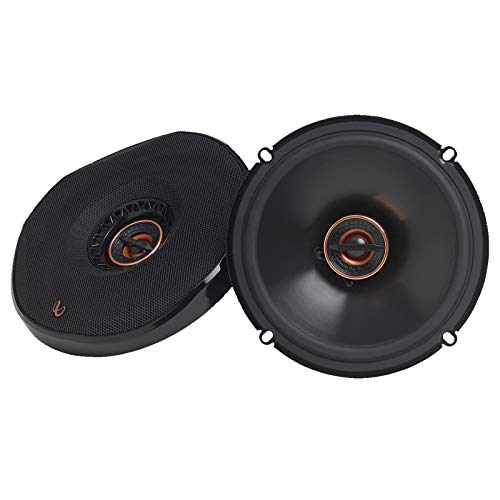 """Infinity Reference 6532EX - EZFit 6-1/2"""" Shallow Mount Coaxial car audio..."""