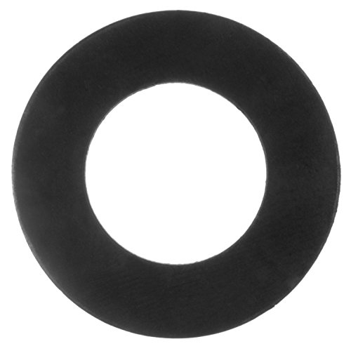 USA Sealing Ring Neoprene Rubber Flange Gasket for 3' Pipe - 1/16' Thick -...