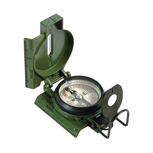 Cammenga Official US Military Tritium Lensatic Compass, Olive Drab Accurate...