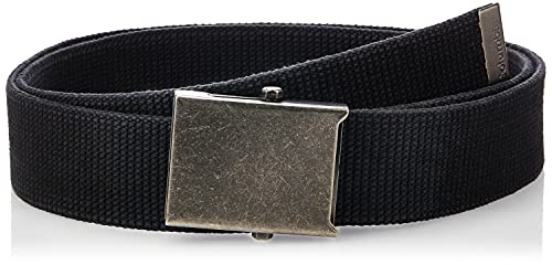 Columbia Men's Military Web Belt-Adjustable One Size Cotton Strap and Metal...