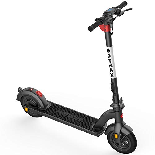 Gotrax G4 Commuting Electric Scooter - 10' Air Filled Tires - 20MPH & 25...