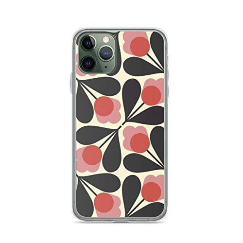 Orla Kiely Design Phone Case Compatible with iPhone 6 6s 7 8 Plus X Xs Xr...
