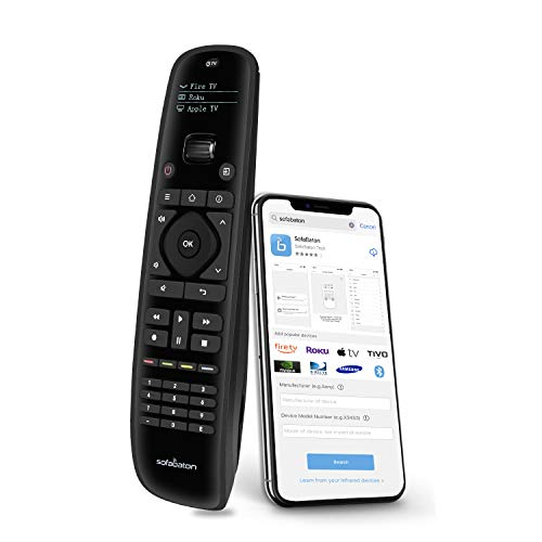 SofaBaton U1 Universal Remote Control with Smart APP, All in One Remote...