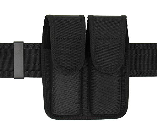Tactical Double Magazine Pouch fits Smith and Wesson S&W M&P Shield 9/40/45...