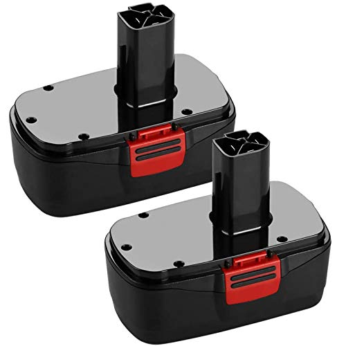 Upgraded 3.6Ah C3 Replacement for Craftsman 19.2 Volt Battery Diehard...