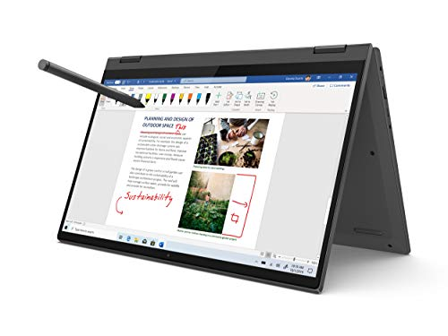 Lenovo Flex 5 14' 2-in-1 Laptop, 14.0' FHD (1920 x 1080) Touch Display, AMD...