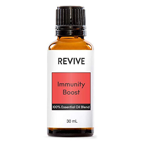Immunity Boost Essential Oil Blend 30mL by Revive Essential Oils - 100%...