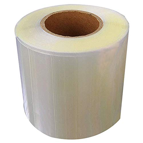 Clear Label Protector Shields 2' x 3' - Label Shields per roll Library Book...