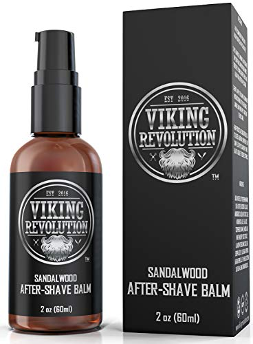 Luxury After-Shave Balm for Men - Premium After-Shave Lotion - Soothes and...