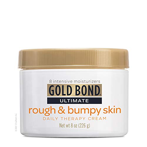 Gold Bond Rough & Bumpy Daily Skin Therapy, Unscented, 8 Ounce