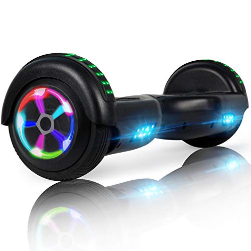 LIEAGLE Hoverboard, 6.5' Self Balancing Scooter Hover Board with UL2272...