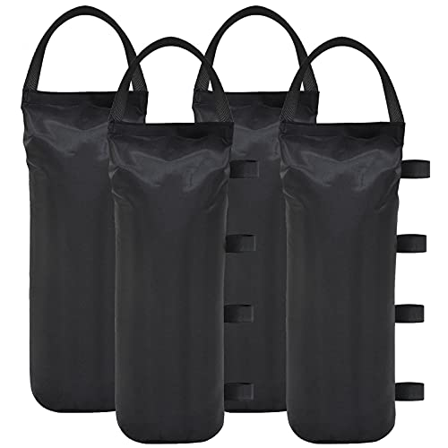 Eurmax 112 LBS Extra Large Pop up Canopy Weights Sand Bags for Ez Pop up...