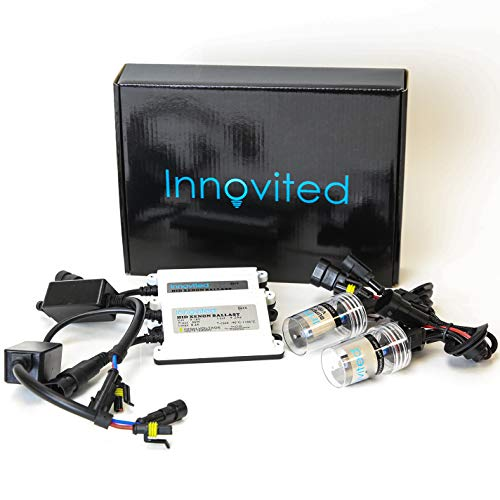 Innovited 55W AC HID bundle with (1 Pair) Slim Ballast and (1 Pair) Xenon...