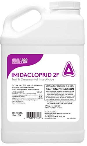 Quali-Pro Imidacloprid T&O 2F Insecticide - Control Pests in Turfgrass and...