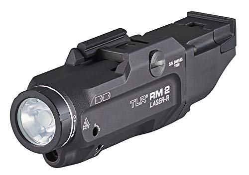 Streamlight 69448 TLR RM 2 Laser, Light Only, 1000 Lumens Compact Rail...