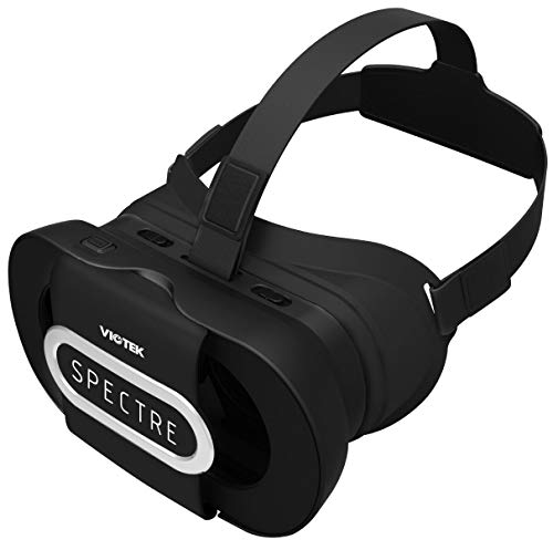 VIOTEK Spectre VR Headset for Smartphones (4.5 to 6 Inches) | Foldable,...