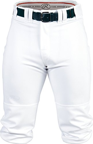 Rawlings PRO 150 Series Game/Practice Baseball Pant, Adult, Solid Color,...