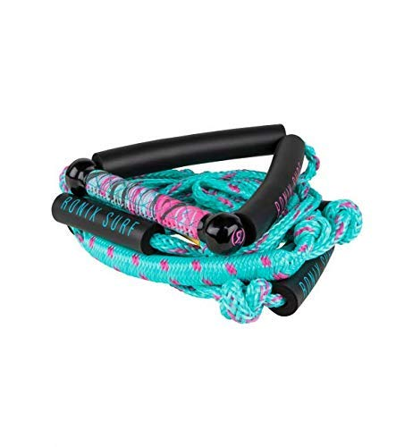 Ronix Women's Bungee Wakesurf Rope with 10' Handle and 25 ft. 4-Section...