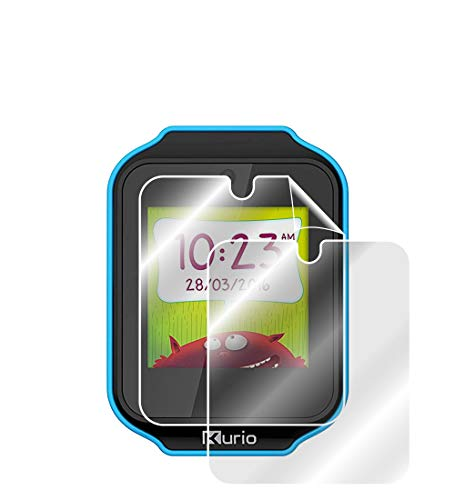 IPG For KURIO WATCH Kids Smartwatch Screen Protector (2 Units) Invisible...