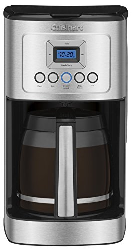 Cuisinart DCC-3200P1 Perfectemp Coffee Maker, 14 Cup Progammable with Glass...