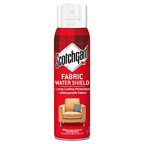 Scotchgard Fabric Water Shield, 13.5 Ounces, Repels Water, Ideal for...