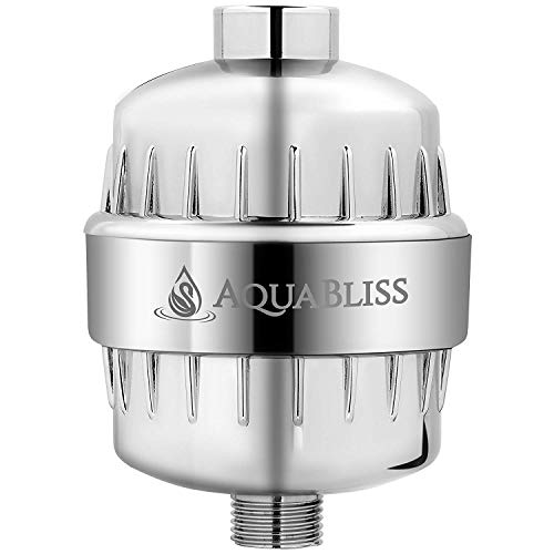 AquaBliss High Output 12-Stage Shower Filter - Reduces Dry Itchy Skin,...