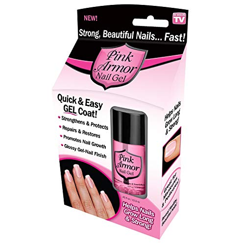 Pink Armor Nail Gel As Seen On TV Personal Healthcare/Health Care 0.50oz