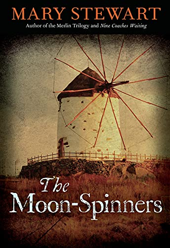 The Moon-Spinners (14) (Rediscovered Classics)