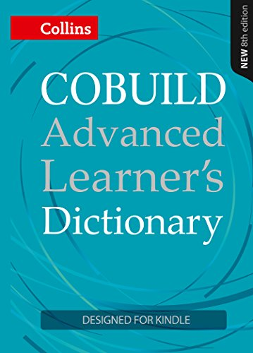 COBUILD Advanced Learner's Dictionary KINDLE-ONLY EDITION