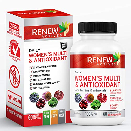 #1 Best MAX Potency Women's Daily Vitamin & Antioxidant! We Deliver 100% of...